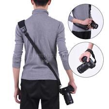 Andoer Camera Shoulder Sling Neck Wrist Strap w/ Rapid Quick Release