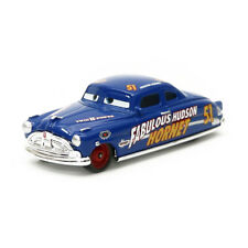 Mattel Disney Pixar Cars 3 Doc Fabulous Hudson Hornet Diecast 1:55 Toy Loose New