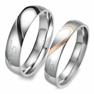 Verlobungsringe Trauringe Freundschaftsringe Eheringe Partnerringe Edelstahl