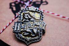 Harry Potter Hogwarts/Gryffindor/Hufflepuff/Ravenclaw House Crest Badge Pin USA