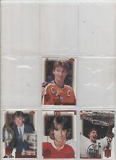 WAYNE GRETZKY 1999-00 UPPER DECK HOCKEY LIVING LEGENDS (12) CARD LOT