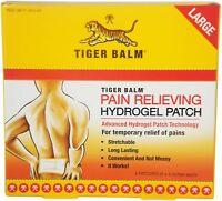 Tiger Balm Patch Large 4 Each (Pack of 2)
