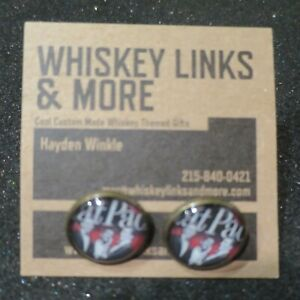 Whiskey Links & More Cuff Links - Brand New in Box