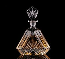 Persian Design Glass Whisky Decanter Wine Carafe Bar Bottle Rum Tequila 700ml