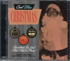 Cool Blue Christmas - Christmas in Jail (Ain't That A Pain) (Audio CD) 2017 NEW