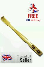 Wooden Back Scratcher And Massage Stick In One Approx 47cm Backscratcher Twin