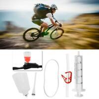 Hydraulic Bike Disc Brake Mineral Oil Bleed Repair Tool Kit for MTB Road Bicycle