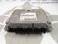 CENTRALINA MOTORE FIAT SEICENTO 1.1 B 2003 - IAW.4AF.M9/HW204 - 55187372