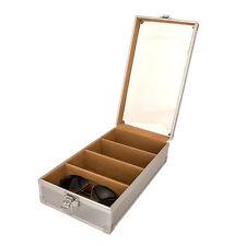 Brillenvitrine-Brillenbox-Brillenkasten-Brillenkoffer-Spectacles case