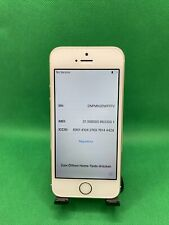 New listing Nice Apple iPhone 5s - 64GB - Gold (AT&T Cricket) A1533 (GSM) Smartphone C163