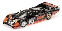 Porsche 956l Henn's T-bird Swap Shop Henn Rondeau 24h Le Mans 1984 1:43 Model