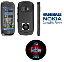 "Nokia C7-00 8GB Black (Ohne Simlock) Smartphone WLAN 8MP 4BAND 3,7"" GPS TOP OVP"