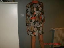blouse nylon  nylon  kittel nylon overall   N° 4133  T38/40