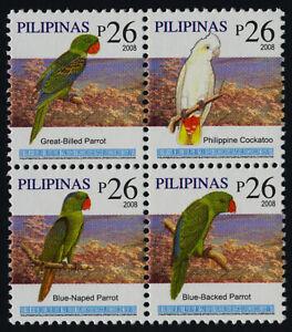 Philippines 3130e MNH Birds