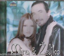 MIRA I Zeljko CD Grand Kafano Skoric Bebek Best Hit Srbija Bosna Probudi se srce
