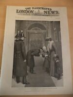 ILLUSTRATED LONDON NEWS OLD ANTIQUE MAGAZINE 12 jan 1901 boer war lord roberts