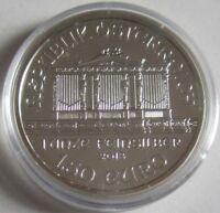 Österreich 1,50 Euro 2013 Wiener Philharmoniker 1 Oz Silber
