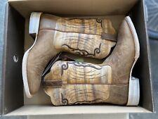 Men's ariat boots 10- Mesteno