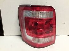 08 09 10 11 12 Ford Escape left drivers tail light OEM