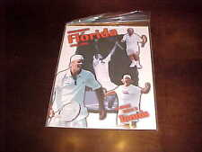 1999 Florida Gators Ncaa College Tennis Media Guide