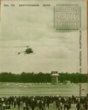 Aviation Safety Digest September 1970 No 70