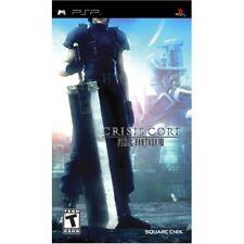 Crisis Core: Final Fantasy VII RPG UMD 7 para Psp Sólo Juego 3E