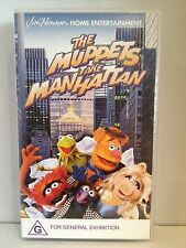 The Muppets Take Manhattan & VHS Video Post