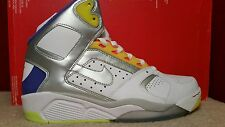 New NIKE AIR FLIGHT LITE HIGH Size 10 WHITE MEN CANT JUMP 329984 100 Mens Shoes