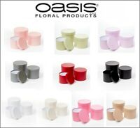 Symphony Lined Oasis® Flower Hat Boxes Set of 3 Various Colours Floristry