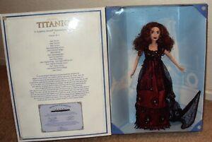 TITANIC Rose KATE WINSLET Collectible BARBIE Doll FIGURE Galoob DeWITT Bukater
