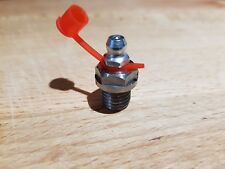 STIHL hedge trimmer grease nipple. Fits strimmers etc.no need for tubes HL75 KM