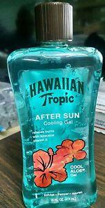 2 - Hawaiian Tropic Cool Aloe After Sun Burn I.C.E. Gel, 16-Fluid Once Bottle