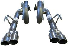 """Pontiac G8 3"""" Axle Back Exhaust with 3.5"""" Quad Tips by Solo Performance"""