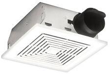 Broan  Ventilation Fan  Ceiling or Wall  9-1/4 in. D x 3-5/8 in. H x 9-1/2 in. W