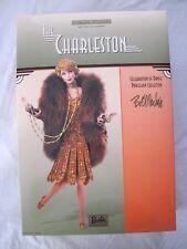 Bob Mackie The Charleston Barbie Celebration of Dance Porcelain Doll..New ...