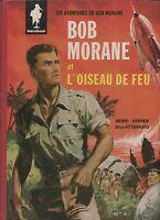 ATTANASIO. Bob Morane et l'Oiseau de Feu. Marabout 1960. EO. TTB