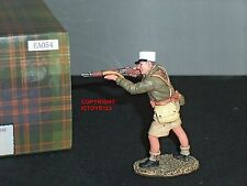 KING And Country ea54 8TH ARMY Legionnaire permanente FUOCO Giocattolo Soldato figura