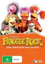 Fraggle Rock : Season 2 (DVD, 2007, 4-Disc Set)