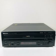 More details for pioneer cld-2850 laser disc player - discs need manually turning over