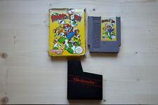 NES - Mario & Yoshi - (OVP)