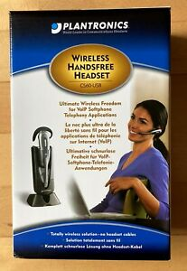 PLANTRONICS Headset CS60-USB Wireless Handsfree Headset - NEU!!!
