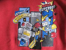 Vguc 3T Garanimals Red Robot Sweatshirt - Super Cool!