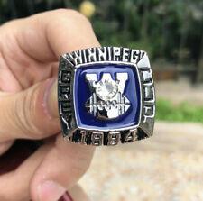 1984 Winnipeg Blue Bombers CFL Grey Cup TEAM Ring Fan Men Gift