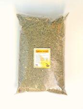 MULLEIN - [Verbascum densiflorum] - dried leaf - 1000g (1kg)