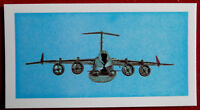 UFO - Individual Card #08 - FLYING TANKER - George Bassett & Co - 1970