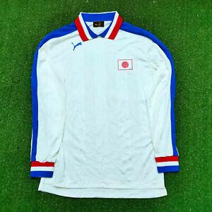 RARE! Japan 1985 Home Soccer Jersey Football Shirt Trikot Maillot Size M