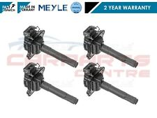 FOR AUDI A3 A4 A6 TT MEYLE GERMANY IGNITION COILS AUQ AVJ AWT BAM BES BEX TURBO