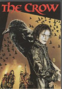 Brandon Lee The Crow Carte Postale Postcard C.711