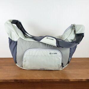 Pacsafe CamSafe V12 Anti-Theft Camera Sling Bag, Beach Gray
