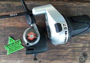 SRAM S7 Spectro Drehgriffschalter Schalthebel Nabenschaltung 7Gang Clickbox